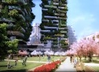 Vertical Forests Being Constructed in Milan